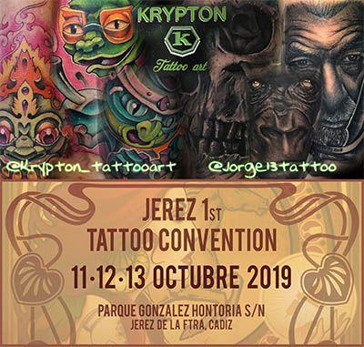 TATTOO KRYPTON