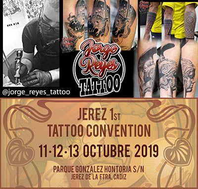 Jorge reyes tattoo