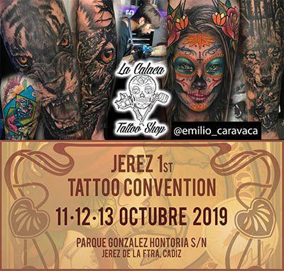 LA CALACA Tattoo