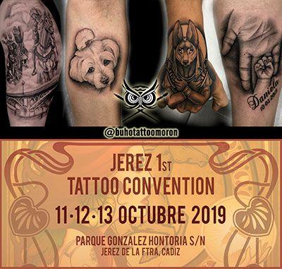 Búho Tattoo