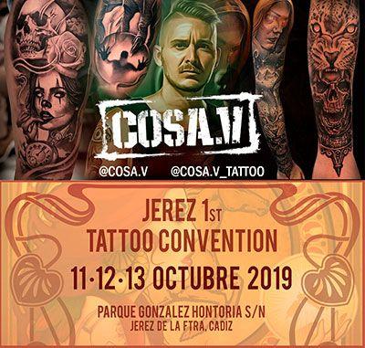 COSA.V Tattoo