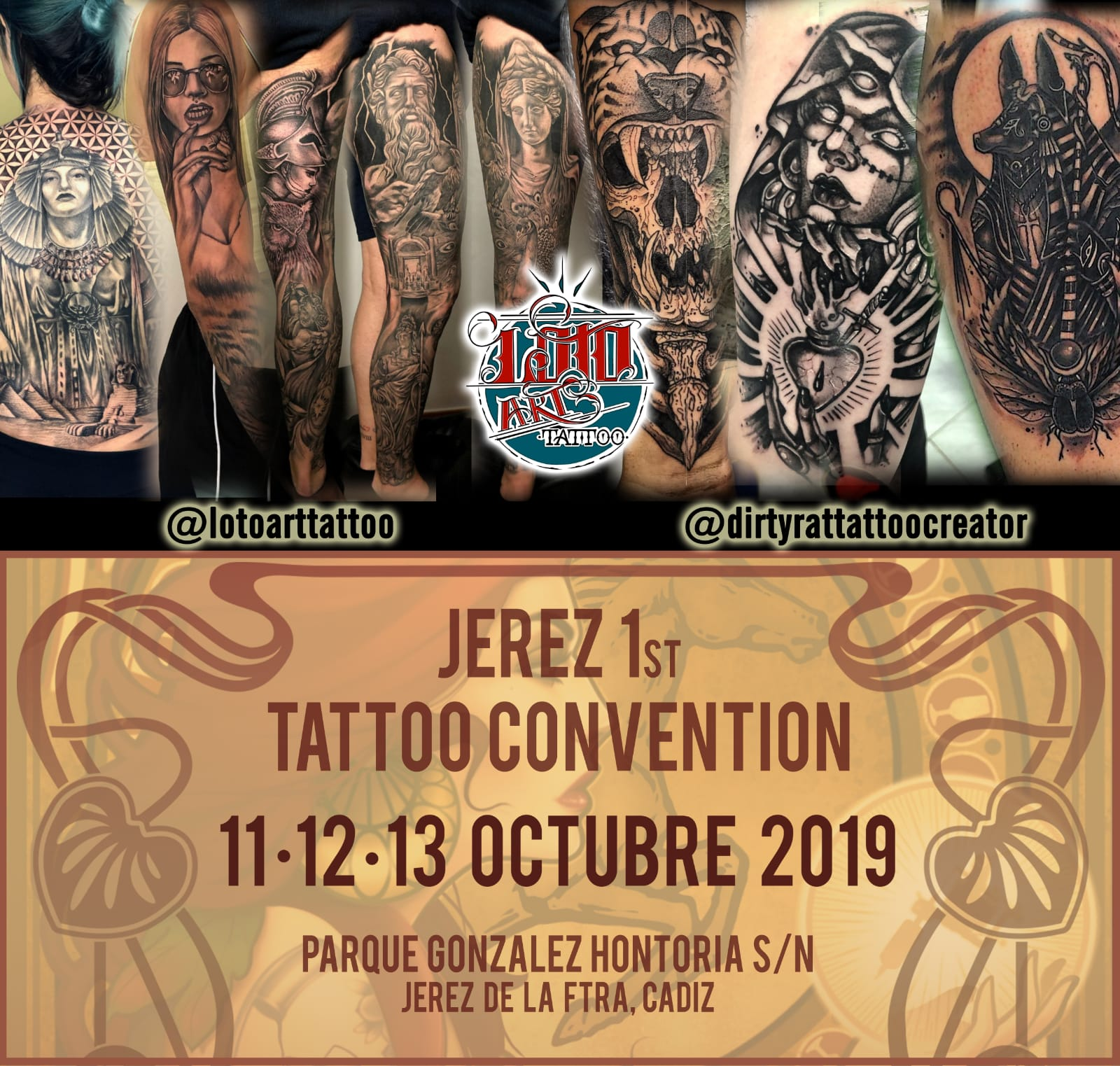 Loto Art Tattoo