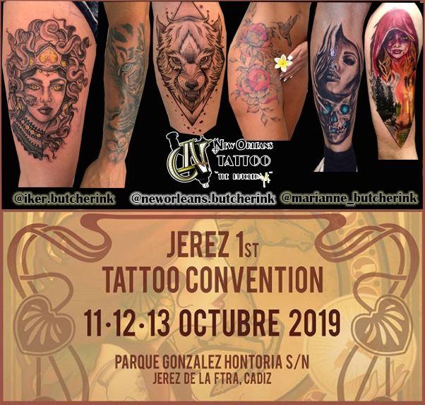 New Orleans Tattoo