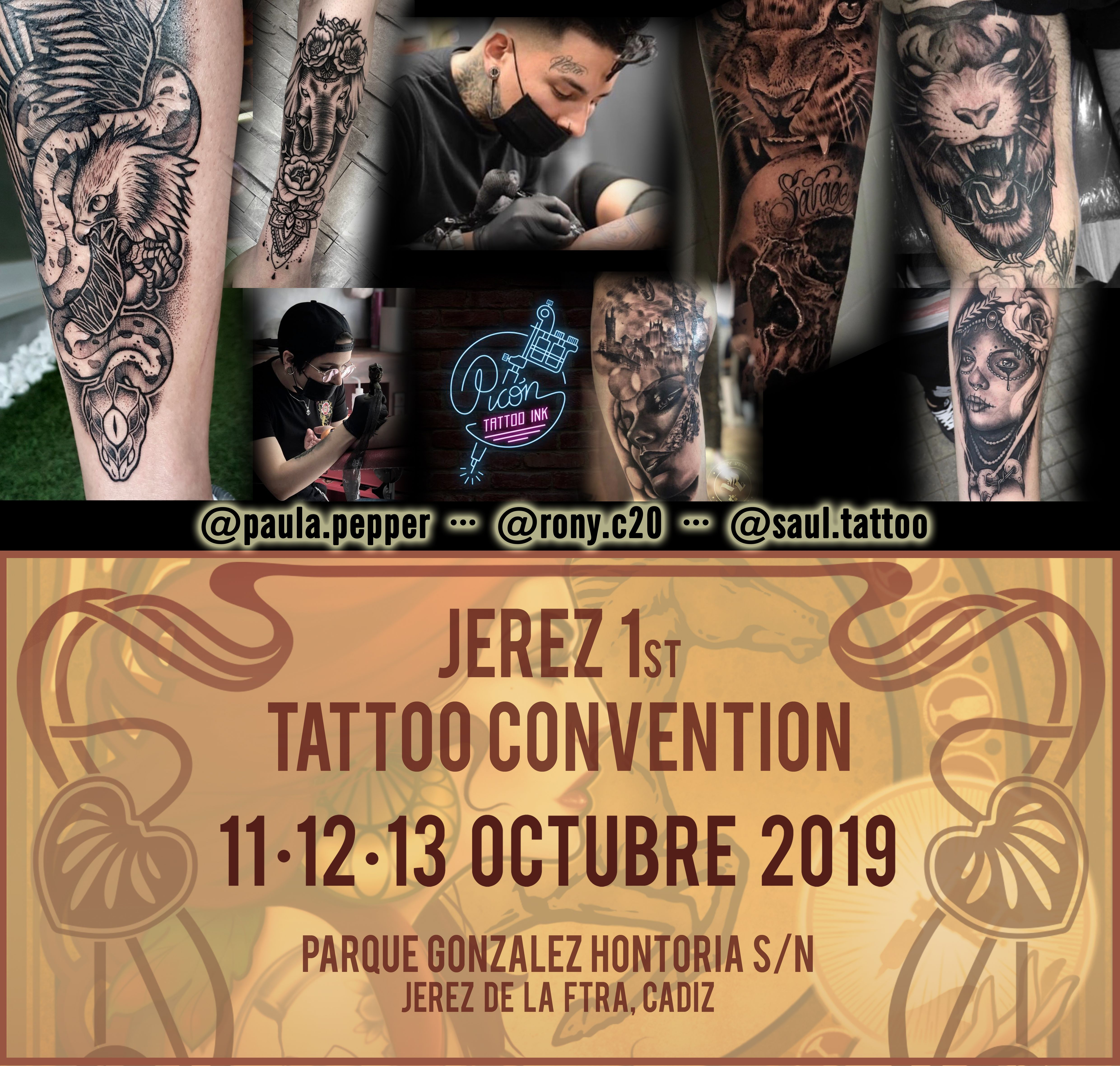 Picon Tattoo ink