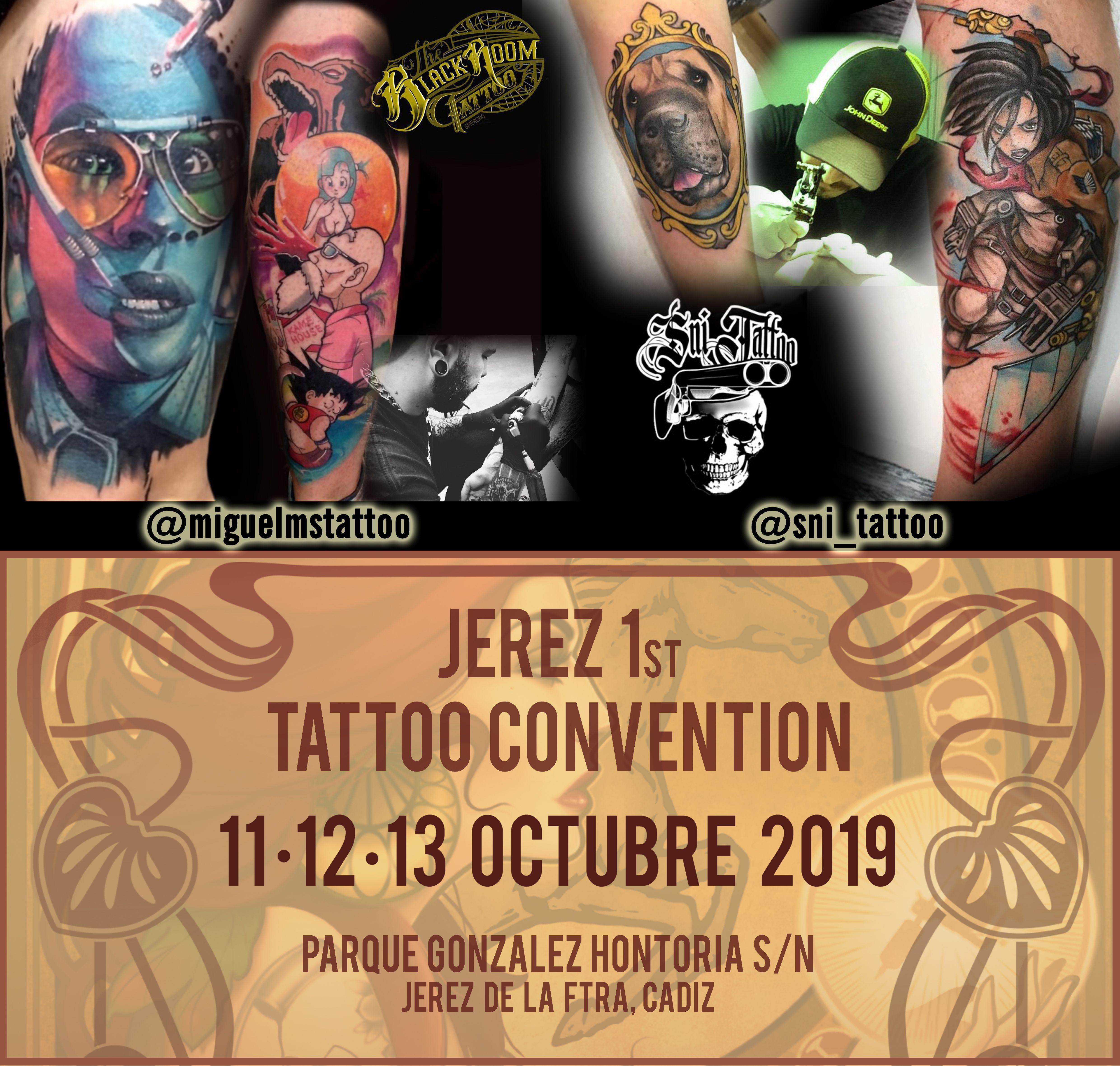 Black room Tattoo