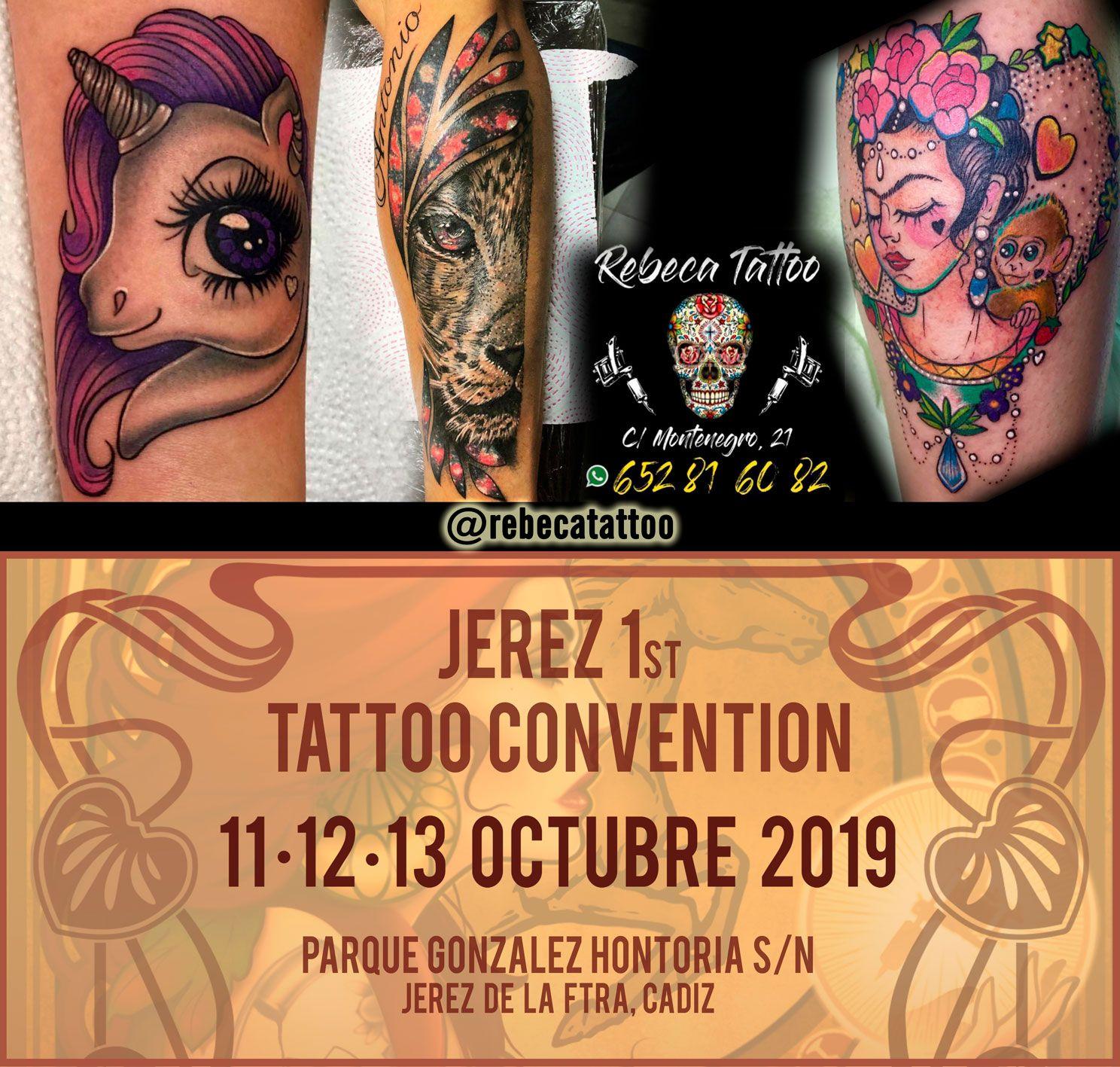 Rebeca Tattoo