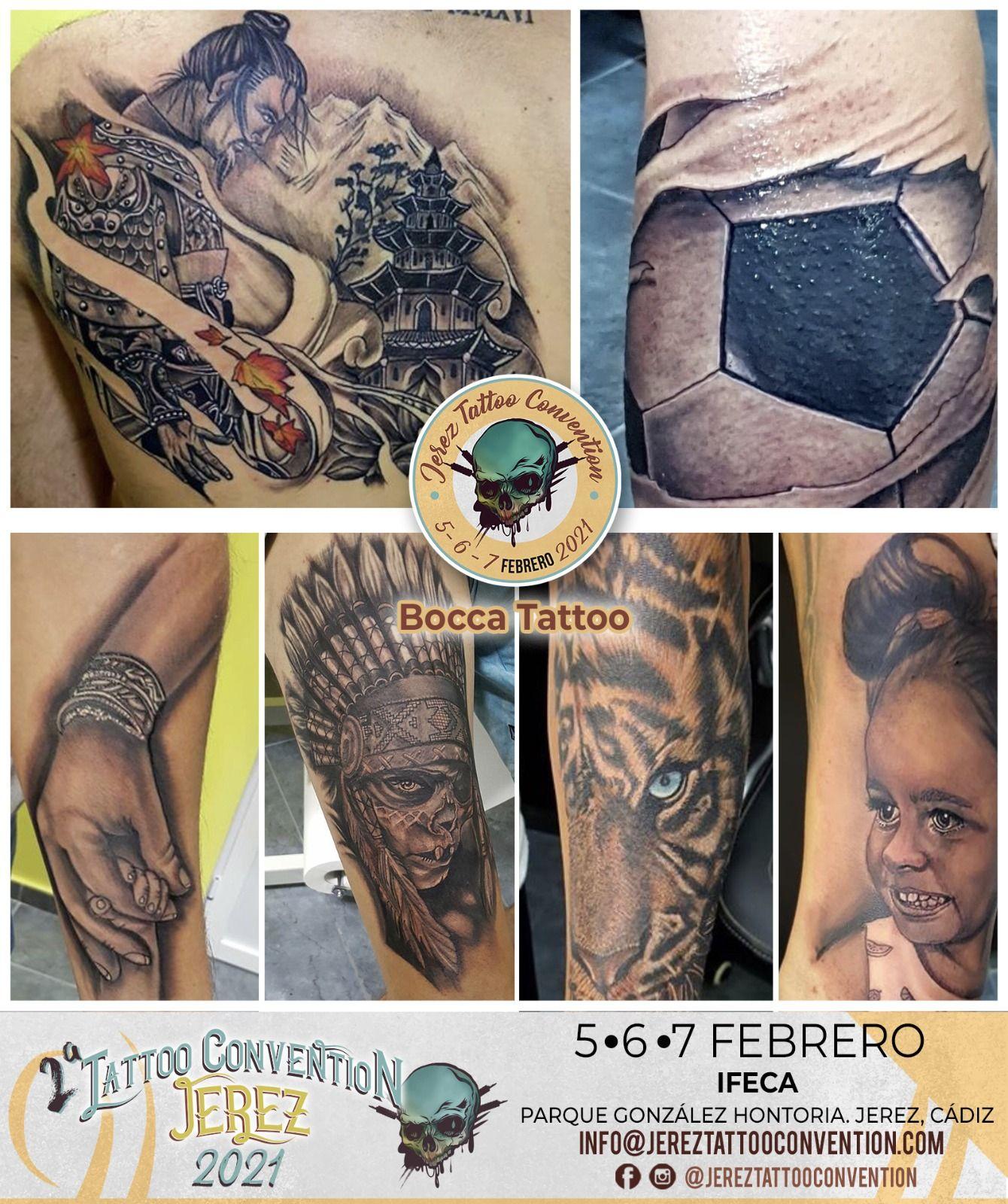 Bocca Tattoo