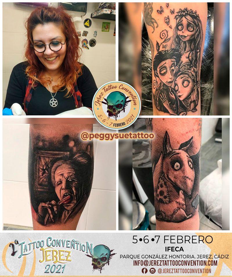Peggysue tattoo